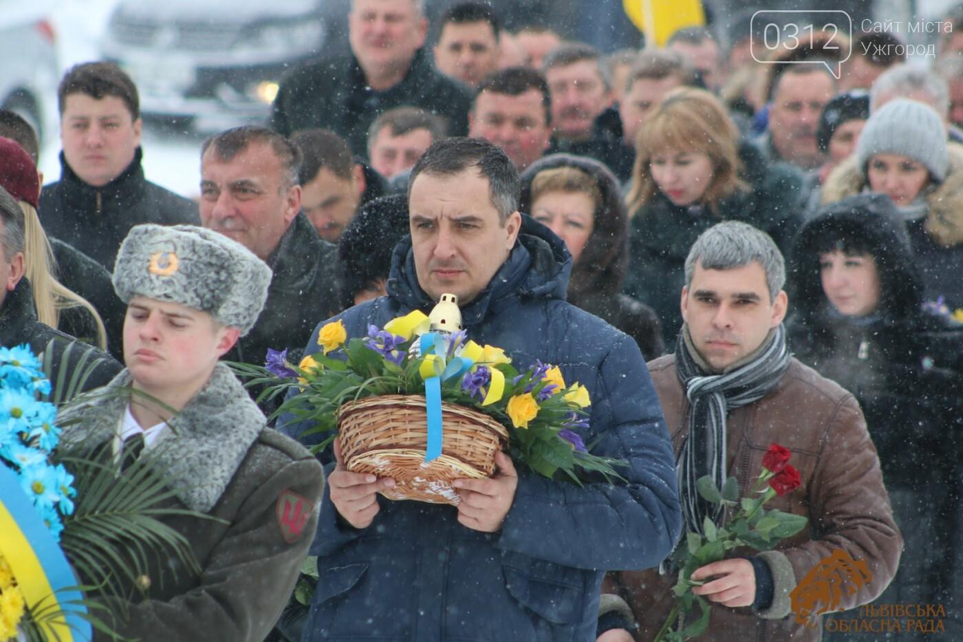 Закарпатці віддали шану полеглим січовикам Карпатської України на Верецькому перевалі (ФОТОРЕПОРТАЖ), фото-10