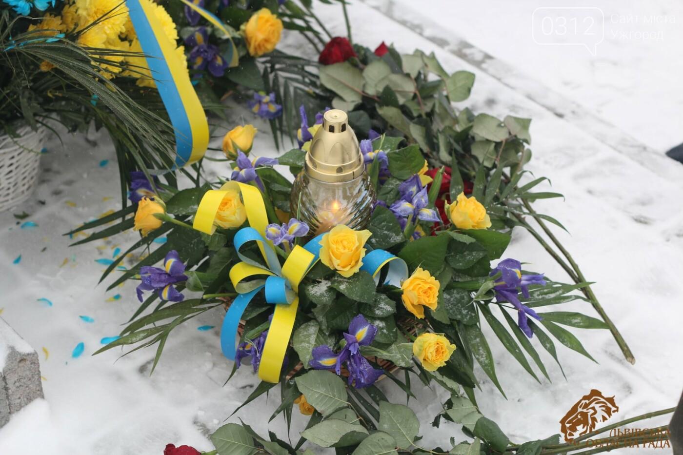 Закарпатці віддали шану полеглим січовикам Карпатської України на Верецькому перевалі (ФОТОРЕПОРТАЖ), фото-7