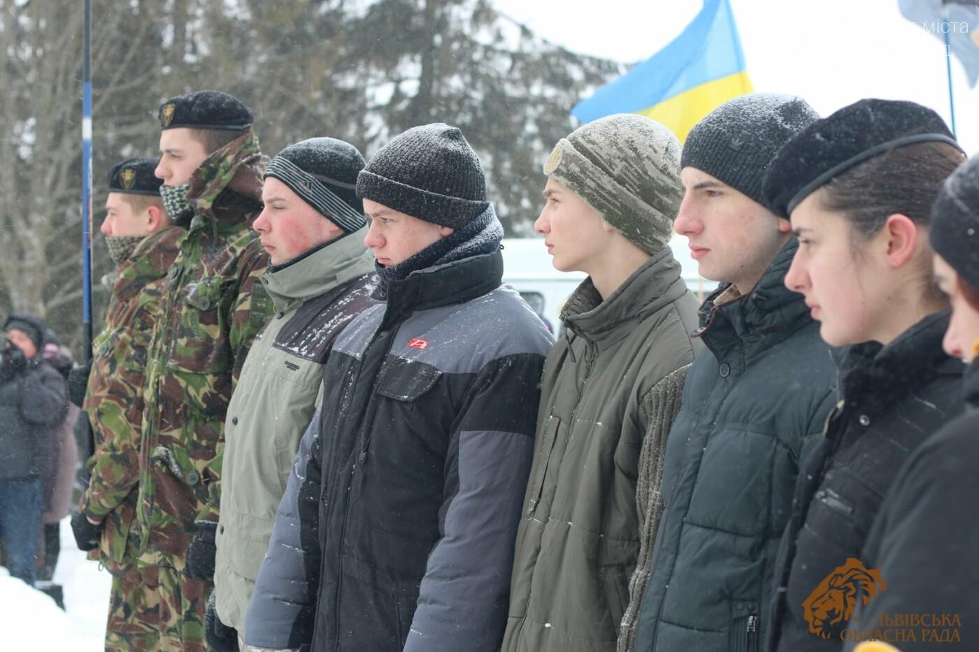 Закарпатці віддали шану полеглим січовикам Карпатської України на Верецькому перевалі (ФОТОРЕПОРТАЖ), фото-8