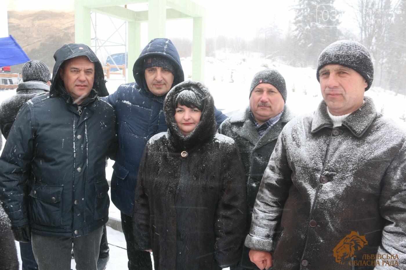Закарпатці віддали шану полеглим січовикам Карпатської України на Верецькому перевалі (ФОТОРЕПОРТАЖ), фото-14