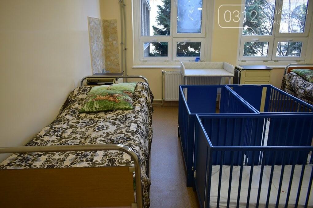 В ужгородській дитячій лікарні завершили капремонт відділення молодшого дитинства за 1,2 мільйони гривень (ФОТОРЕПОРТАЖ), фото-3
