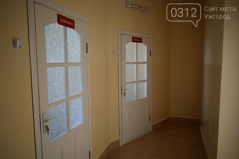 В ужгородській дитячій лікарні завершили капремонт відділення молодшого дитинства за 1,2 мільйони гривень (ФОТОРЕПОРТАЖ), фото-1