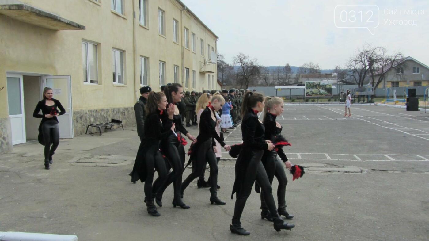Ужгород святкує День Національної гвардії України (ФОТОРЕПОРТАЖ), фото-4