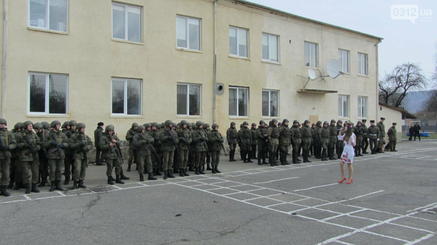 Ужгород святкує День Національної гвардії України (ФОТОРЕПОРТАЖ), фото-9