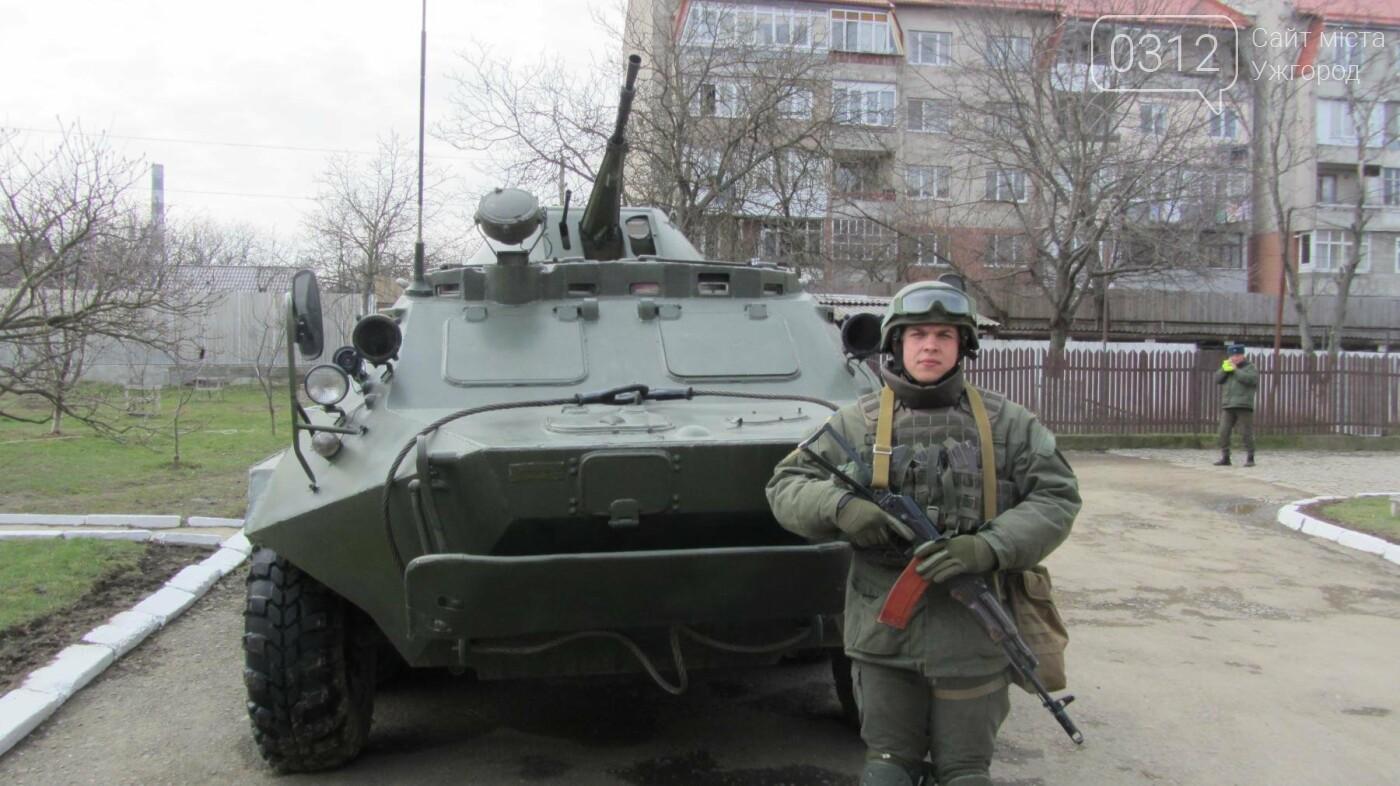 Ужгород святкує День Національної гвардії України (ФОТОРЕПОРТАЖ), фото-11