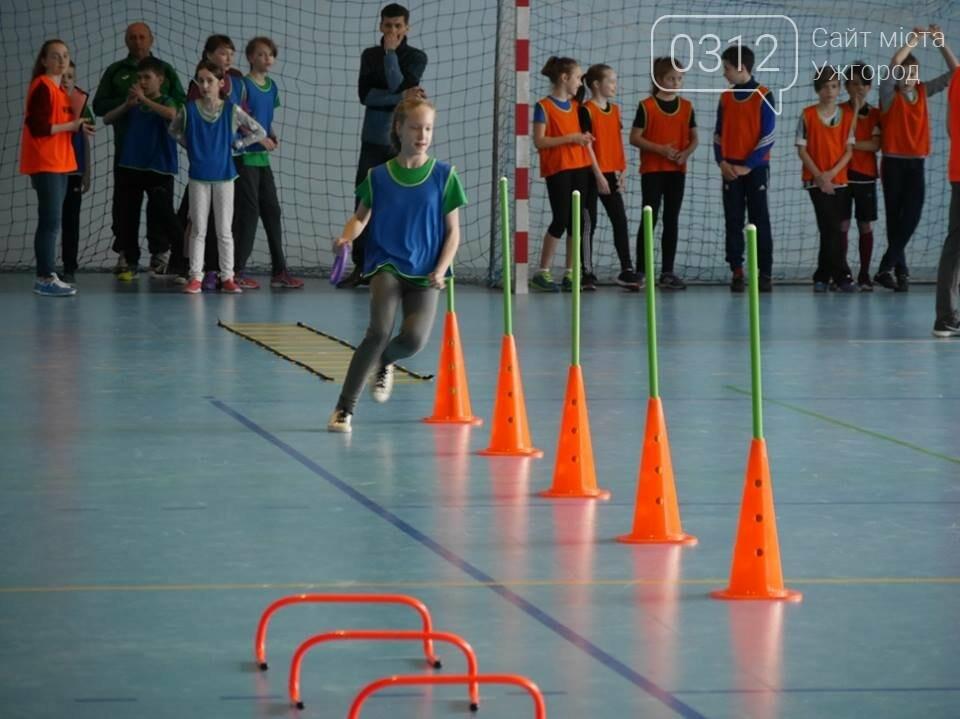 Школярі класичної гімназії та ЗОШ №3 представляють Ужгород на змаганнях Західноукраїнської ліги з дитячої атлетики (ФОТО), фото-1