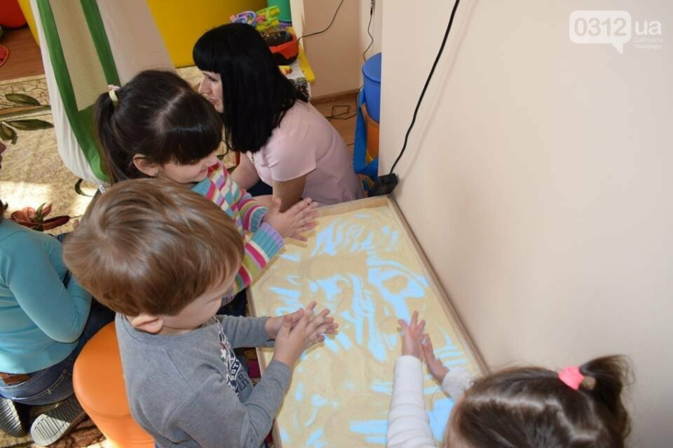 В ужгородському дитсадку №29 запрацювала сенсорна кімната (ФОТО, ВІДЕО), фото-1