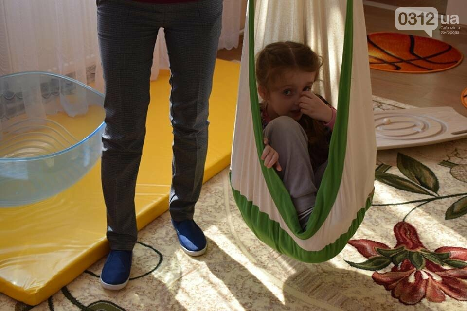 В ужгородському дитсадку №29 запрацювала сенсорна кімната (ФОТО, ВІДЕО), фото-3