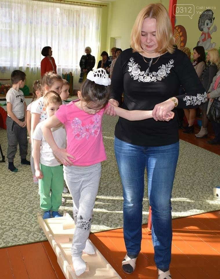 В ужгородському дитсадку №29 запрацювала сенсорна кімната (ФОТО, ВІДЕО), фото-4