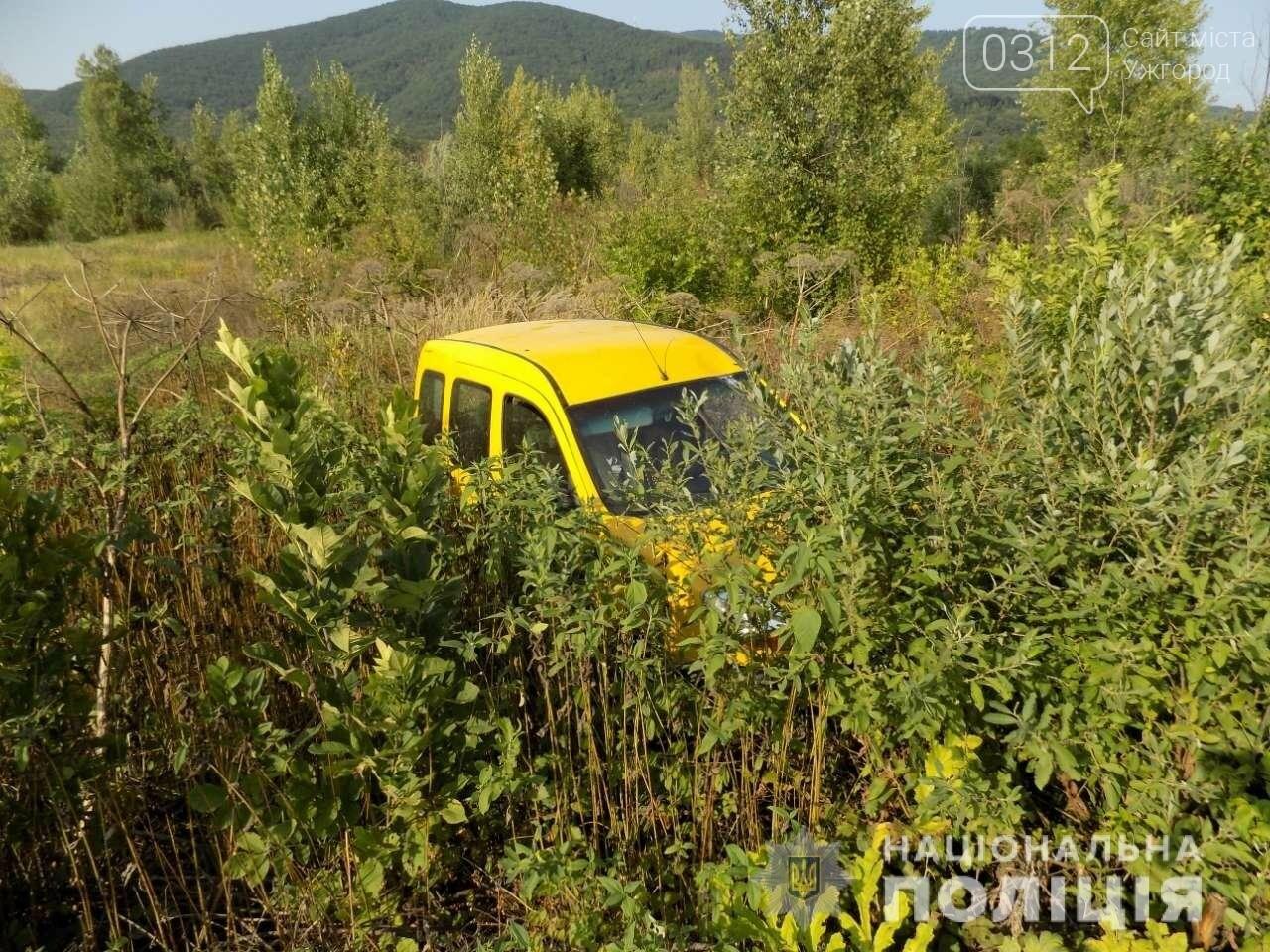 Внаслідок аварії біля Хуста госпіталізовано 9-річного хлопчика (ФОТО), фото-1