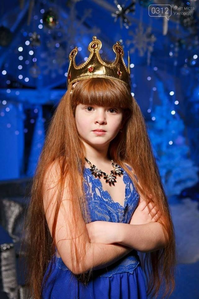 У Мукачеві глядачі обрали найкрасивішу руду дівчинку (ФОТО), фото-1