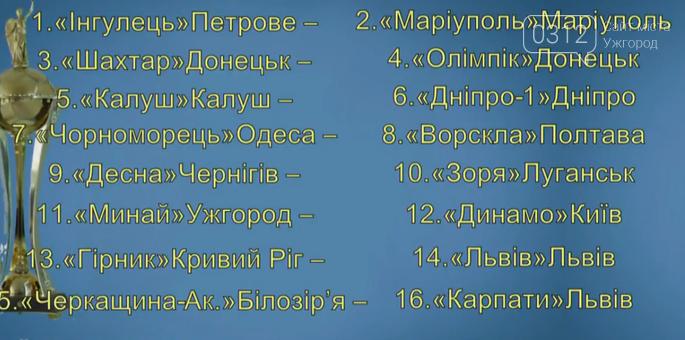 Це неймовірно: ФК Минай зіграє із ФК Динамо у 1/8 Фіналу Кубка України (ВІДЕО), фото-1