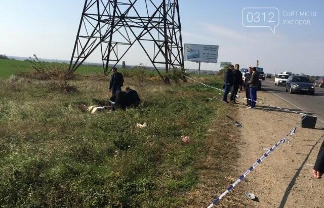 На Одещині насмерть збили закарпатця і залишили край дороги, фото-1