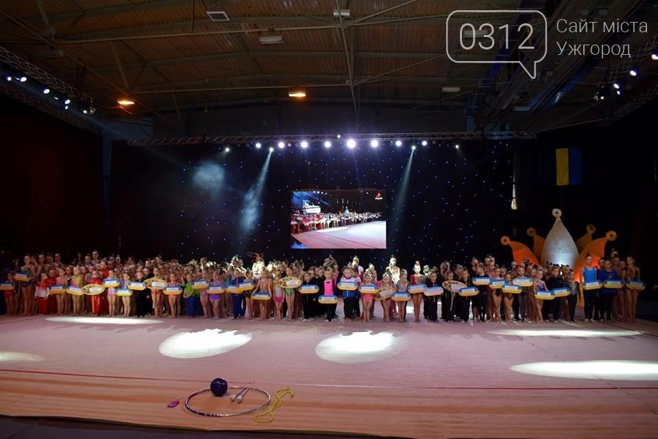 Свято спорту та грації: В Ужгороді стартував кубок Закарпаття з художньої гімнастики (ФОТО), фото-1