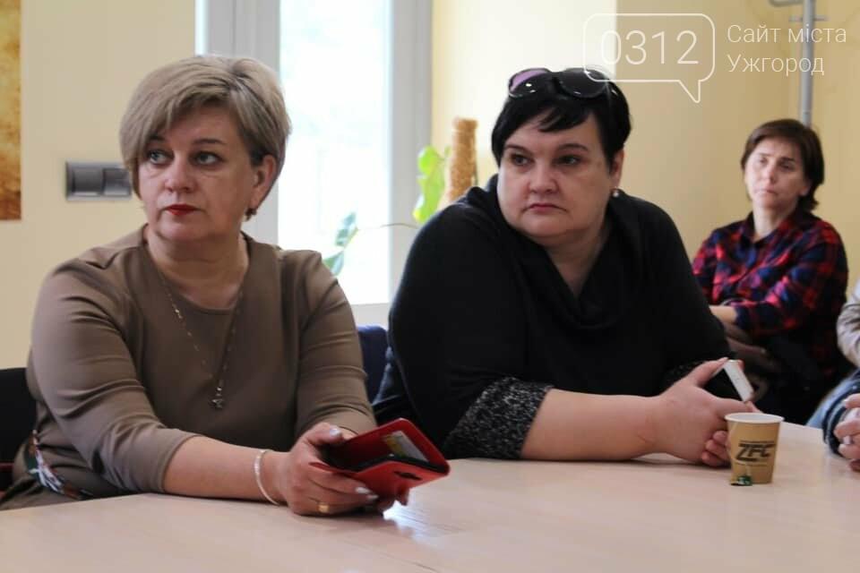 Роланд Цебер разом з правоохоронцями Закарпаття та Донбасу провів прийом громадян на Ужгородщині (ФОТО), фото-7