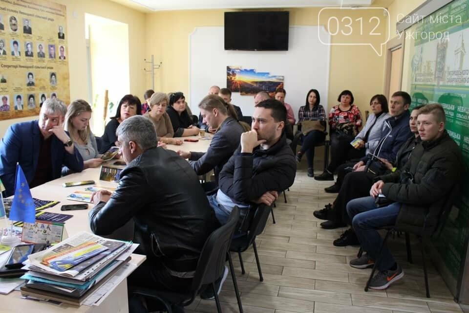 Роланд Цебер разом з правоохоронцями Закарпаття та Донбасу провів прийом громадян на Ужгородщині (ФОТО), фото-6