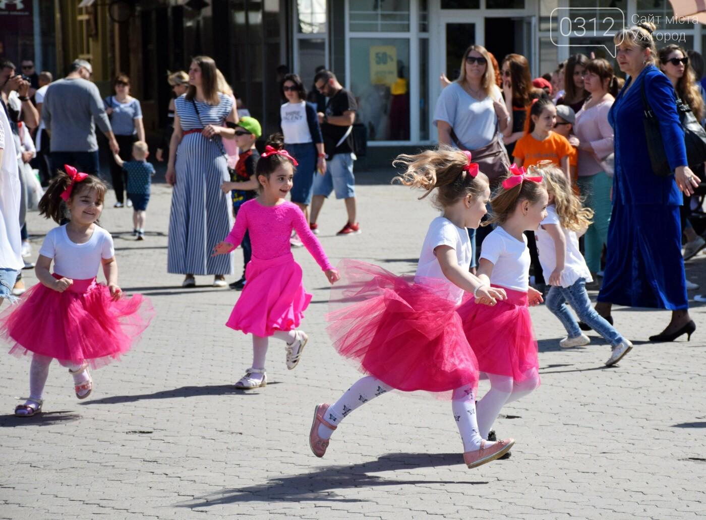 Про один день із безмежного дитячого щастя в Ужгороді (ФОТОРЕПОРТАЖ), фото-15