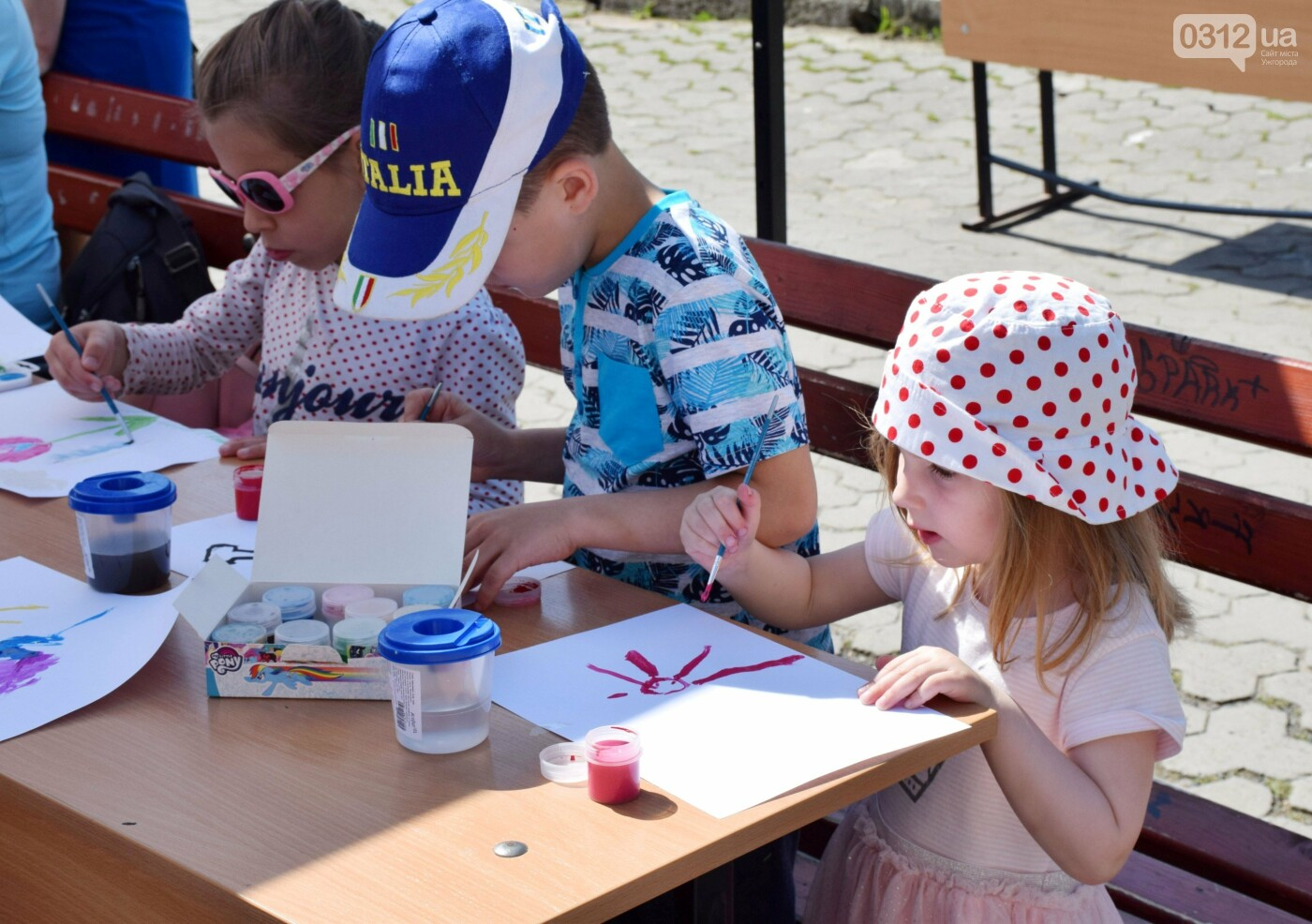Про один день із безмежного дитячого щастя в Ужгороді (ФОТОРЕПОРТАЖ), фото-9