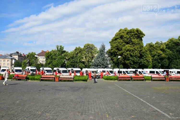 Закарпаття вперше приймає Всеукраїнські змагання бригад екстреної медичної допомоги (ФОТОРЕПОРТАЖ), фото-18