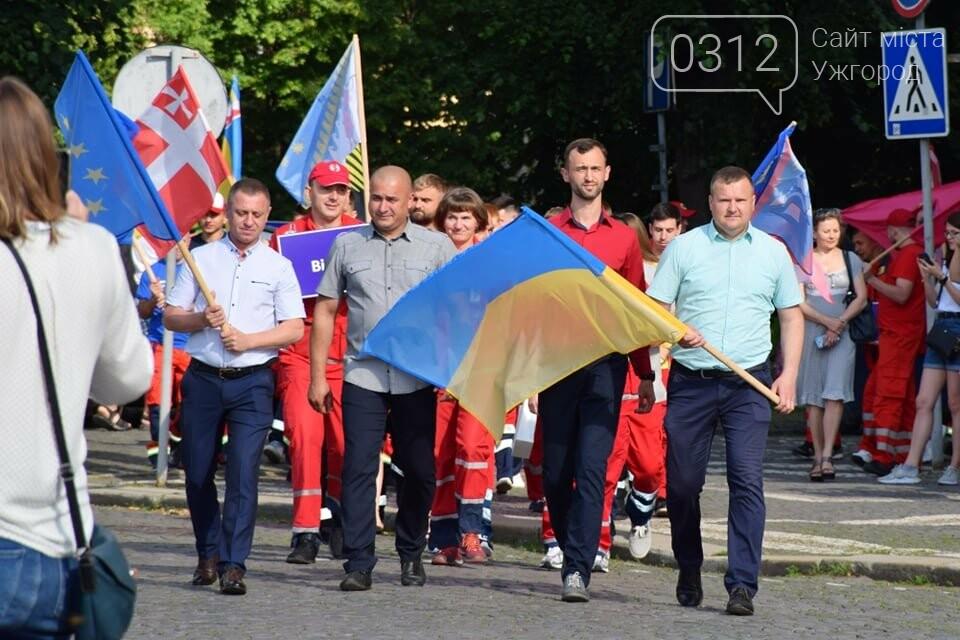 Закарпаття вперше приймає Всеукраїнські змагання бригад екстреної медичної допомоги (ФОТОРЕПОРТАЖ), фото-11