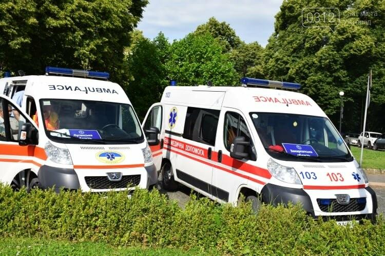 Закарпаття вперше приймає Всеукраїнські змагання бригад екстреної медичної допомоги (ФОТОРЕПОРТАЖ), фото-15