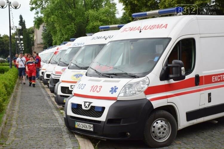Закарпаття вперше приймає Всеукраїнські змагання бригад екстреної медичної допомоги (ФОТОРЕПОРТАЖ), фото-8
