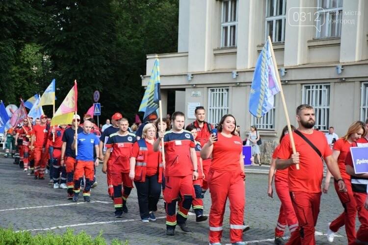 Закарпаття вперше приймає Всеукраїнські змагання бригад екстреної медичної допомоги (ФОТОРЕПОРТАЖ), фото-16