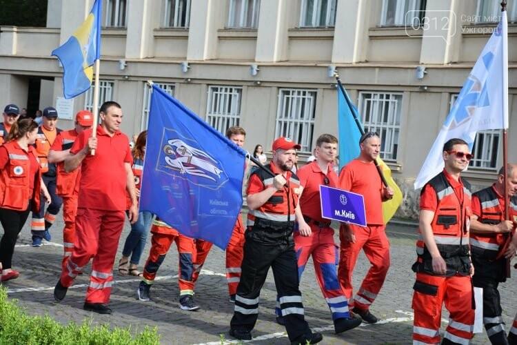 Закарпаття вперше приймає Всеукраїнські змагання бригад екстреної медичної допомоги (ФОТОРЕПОРТАЖ), фото-4