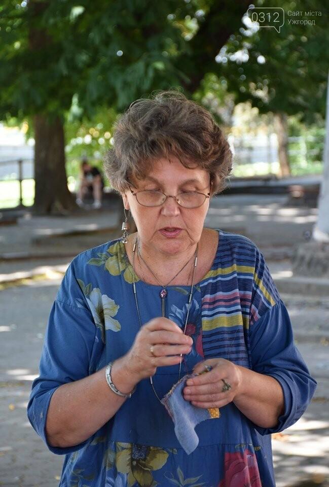 Ужгород вп'яте долучився до Міжнародного дня шиття просто неба (ФОТОРЕПОРТАЖ), фото-2