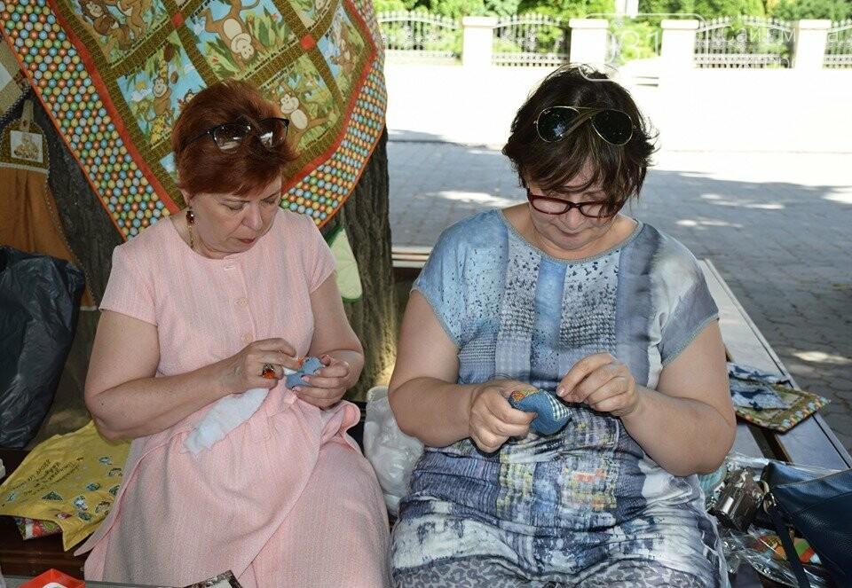 Ужгород вп'яте долучився до Міжнародного дня шиття просто неба (ФОТОРЕПОРТАЖ), фото-4