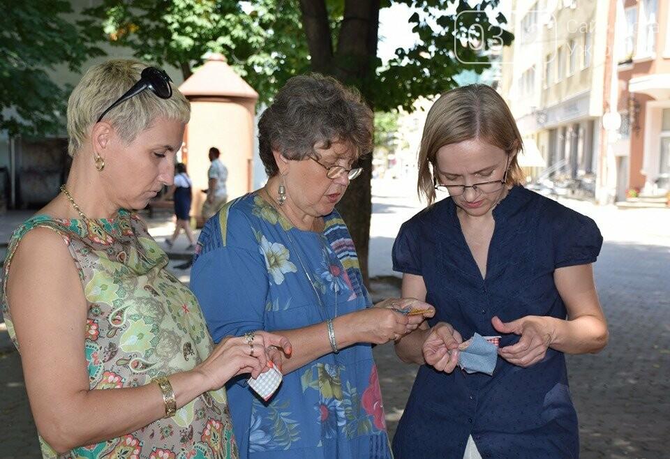 Ужгород вп'яте долучився до Міжнародного дня шиття просто неба (ФОТОРЕПОРТАЖ), фото-3
