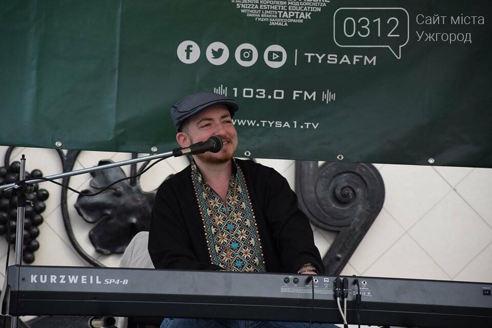 10-годинний концерт-інтерв'ю. Ужгород приймає національний рекорд України (ФОТО, ВІДЕО), фото-6