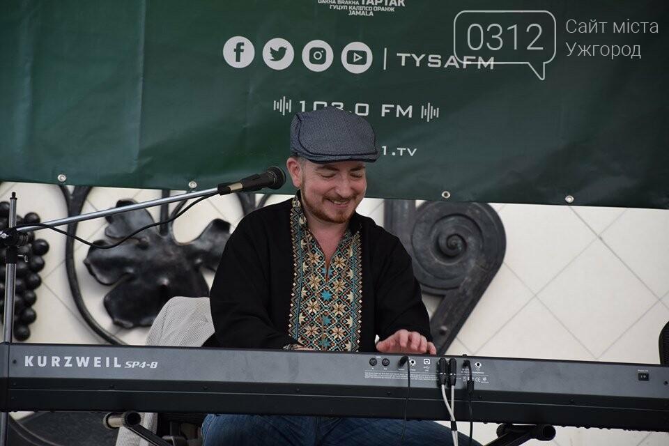 10-годинний концерт-інтерв'ю. Ужгород приймає національний рекорд України (ФОТО, ВІДЕО), фото-3