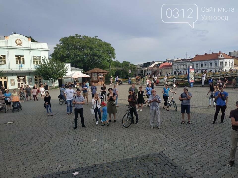 У Всесвітній день музики в Ужгороді встановили незвичний Національний рекорд України  (ФОТО, ВІДЕО), фото-5