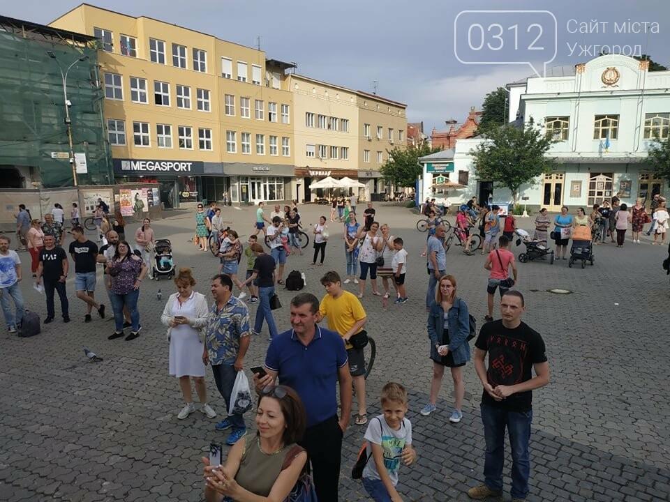 У Всесвітній день музики в Ужгороді встановили незвичний Національний рекорд України  (ФОТО, ВІДЕО), фото-8