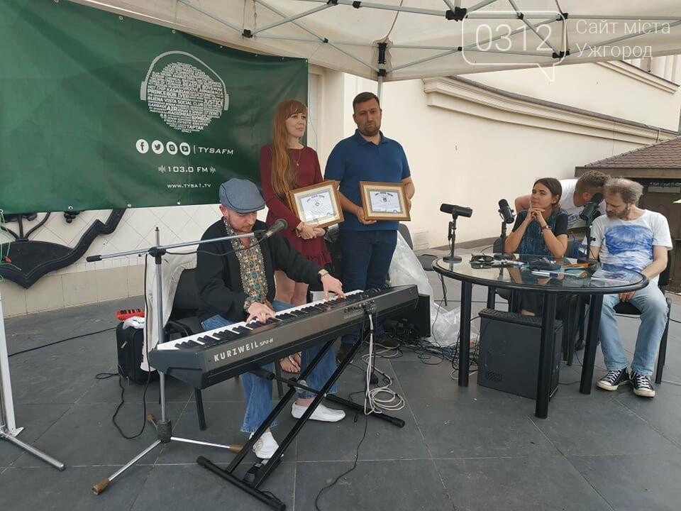 У Всесвітній день музики в Ужгороді встановили незвичний Національний рекорд України  (ФОТО, ВІДЕО), фото-6