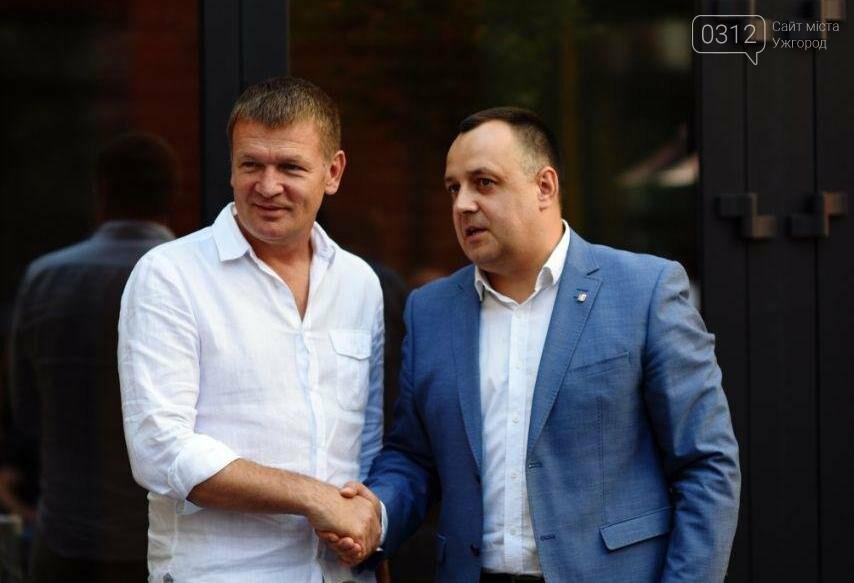 Об'єдналися заради Закарпаття. Роберт Горват та Володимир Чубірко погодили спільні політичні позиції (ФОТО), фото-1