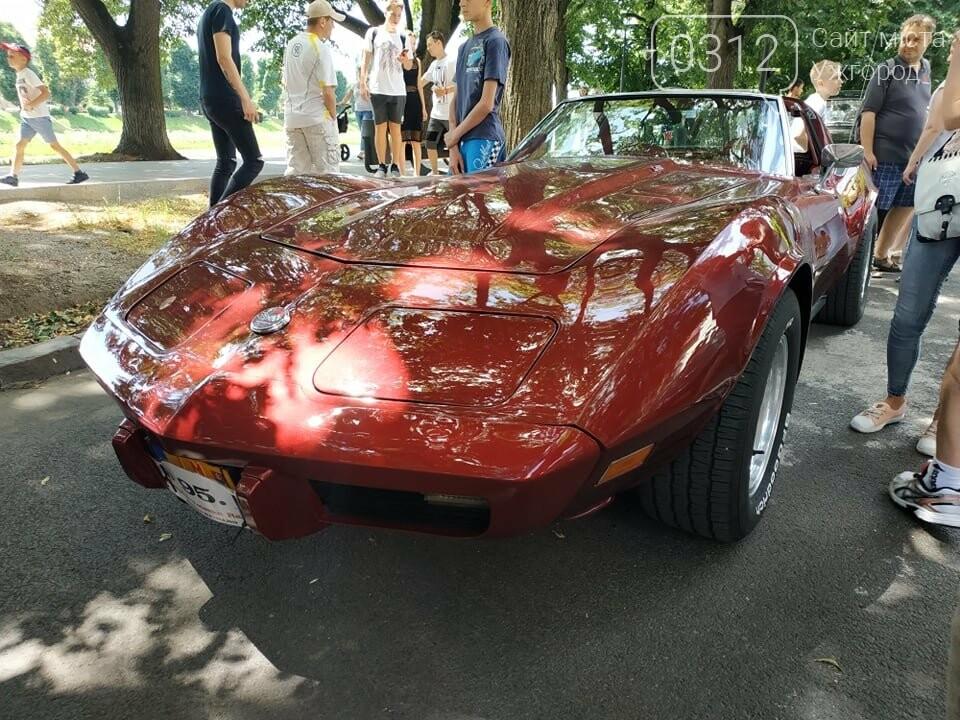 «Земплінське ралі автоветеранів» зібрало в Ужгороді близько 100 ретро автомобілів (ФОТО), фото-29