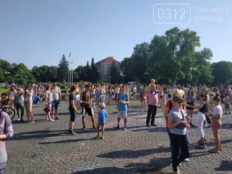 День молоді в Ужгороді у настрої всіх кольорів (ФОТОРЕПОРТАЖ), фото-5
