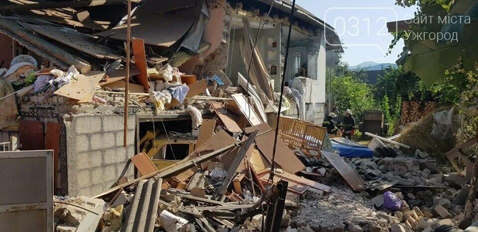 У мережі показали відео з руйнівними наслідками вибуху в будинку закарпатця, фото-5