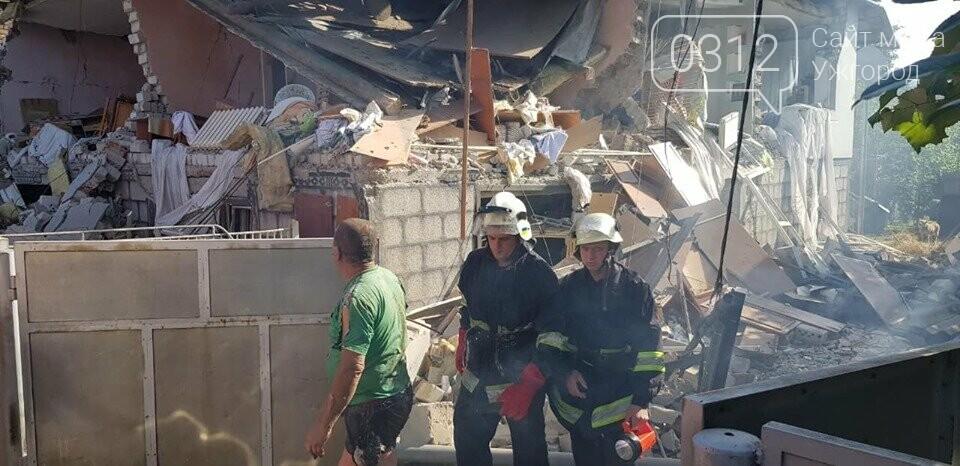 У мережі показали відео з руйнівними наслідками вибуху в будинку закарпатця, фото-3