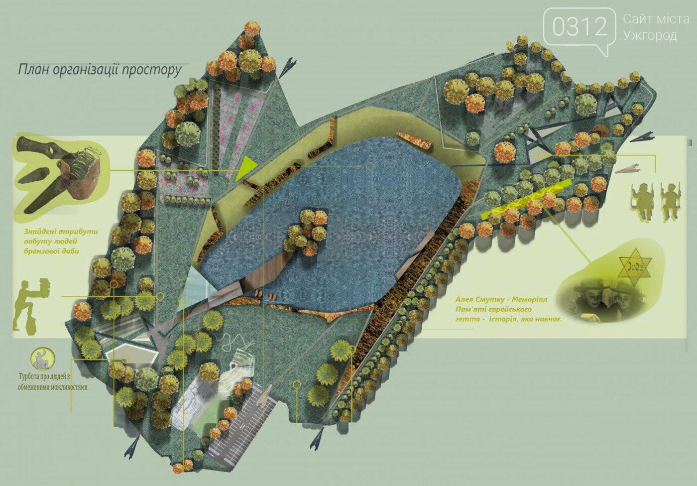"""Ужгородців запрошують на обговорення проекту з облаштування парку для відпочинку """"Кірпічка"""" , фото-1"""