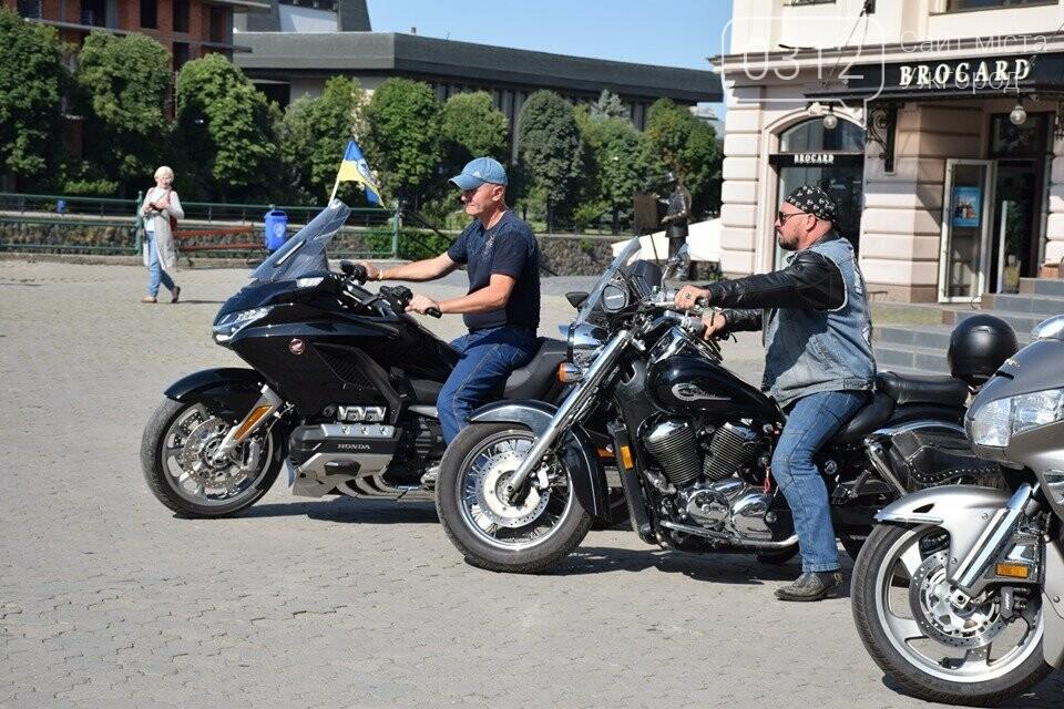 З Ужгорода втретє стартував Мотопробіг єдності (ФОТОРЕПОРТАЖ), фото-7