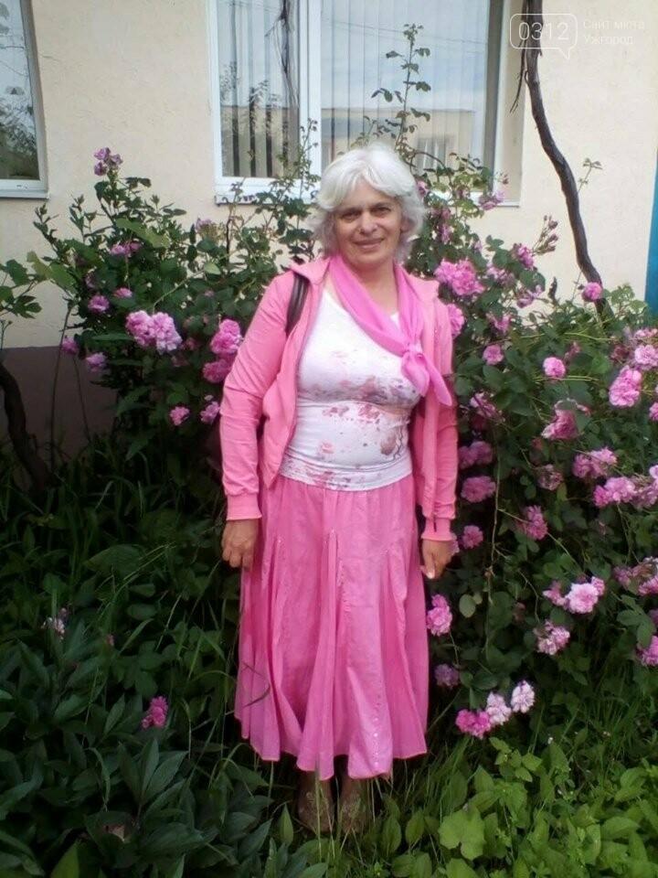 На Закарпатті рідні розшукують Ткаченко Ганну, яка зникла кілька тижнів тому - можлива втрата пам'яті (ФОТО), фото-2