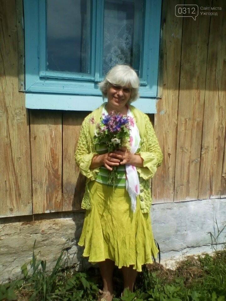 На Закарпатті рідні розшукують Ткаченко Ганну, яка зникла кілька тижнів тому - можлива втрата пам'яті (ФОТО), фото-3