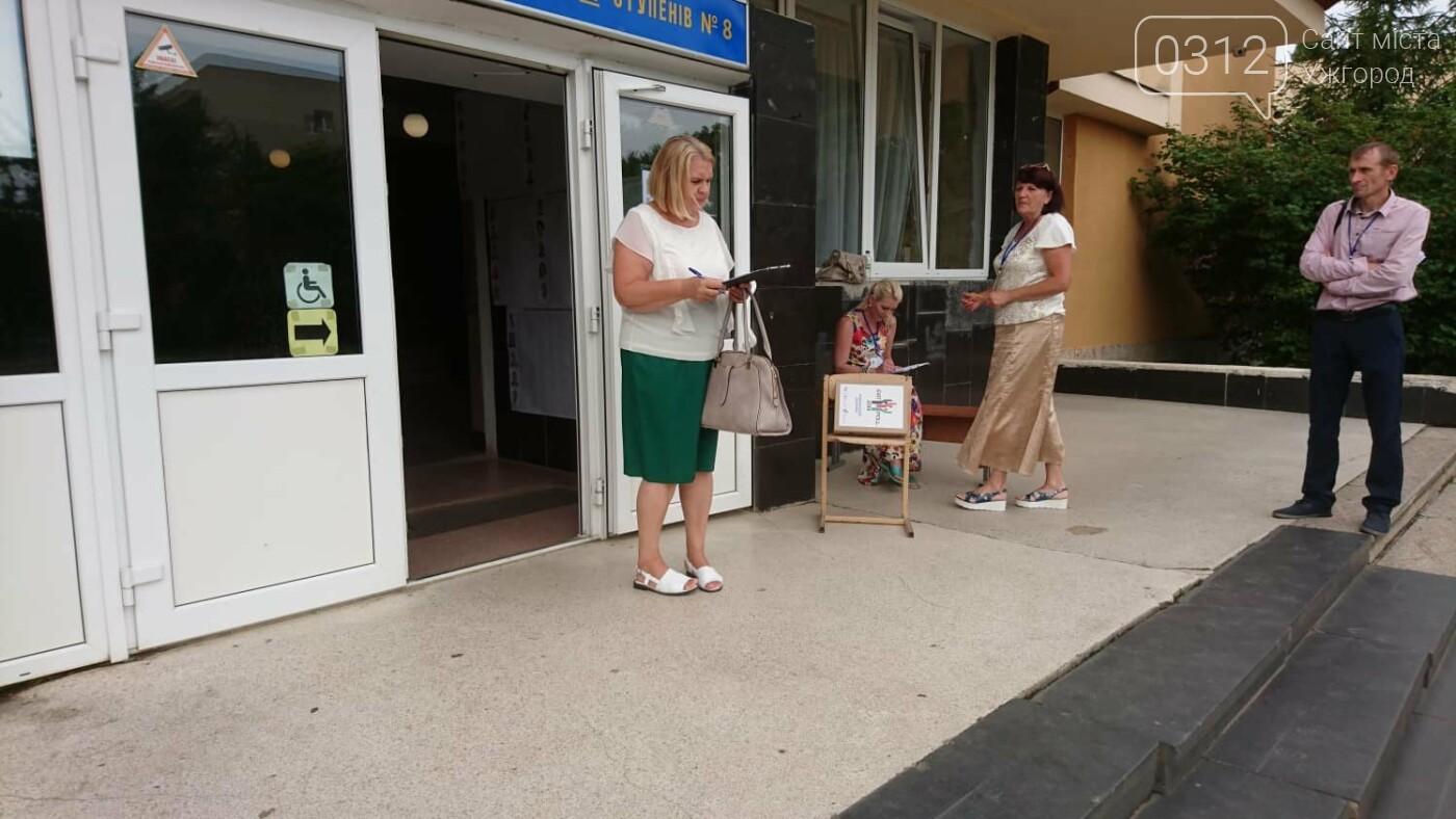 В Ужгороді працює Національний екзит-пол (ФОТОФАКТ), фото-2