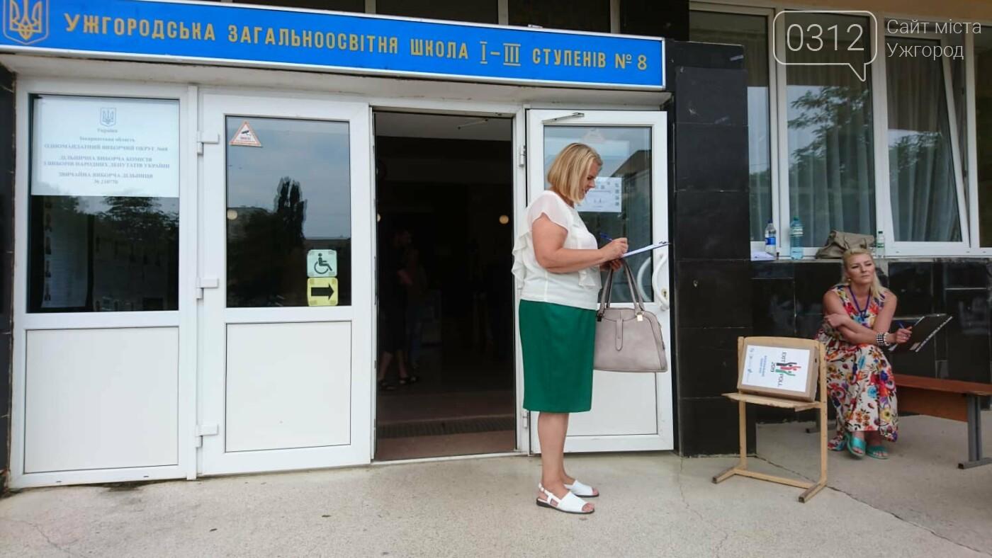 В Ужгороді працює Національний екзит-пол (ФОТОФАКТ), фото-4