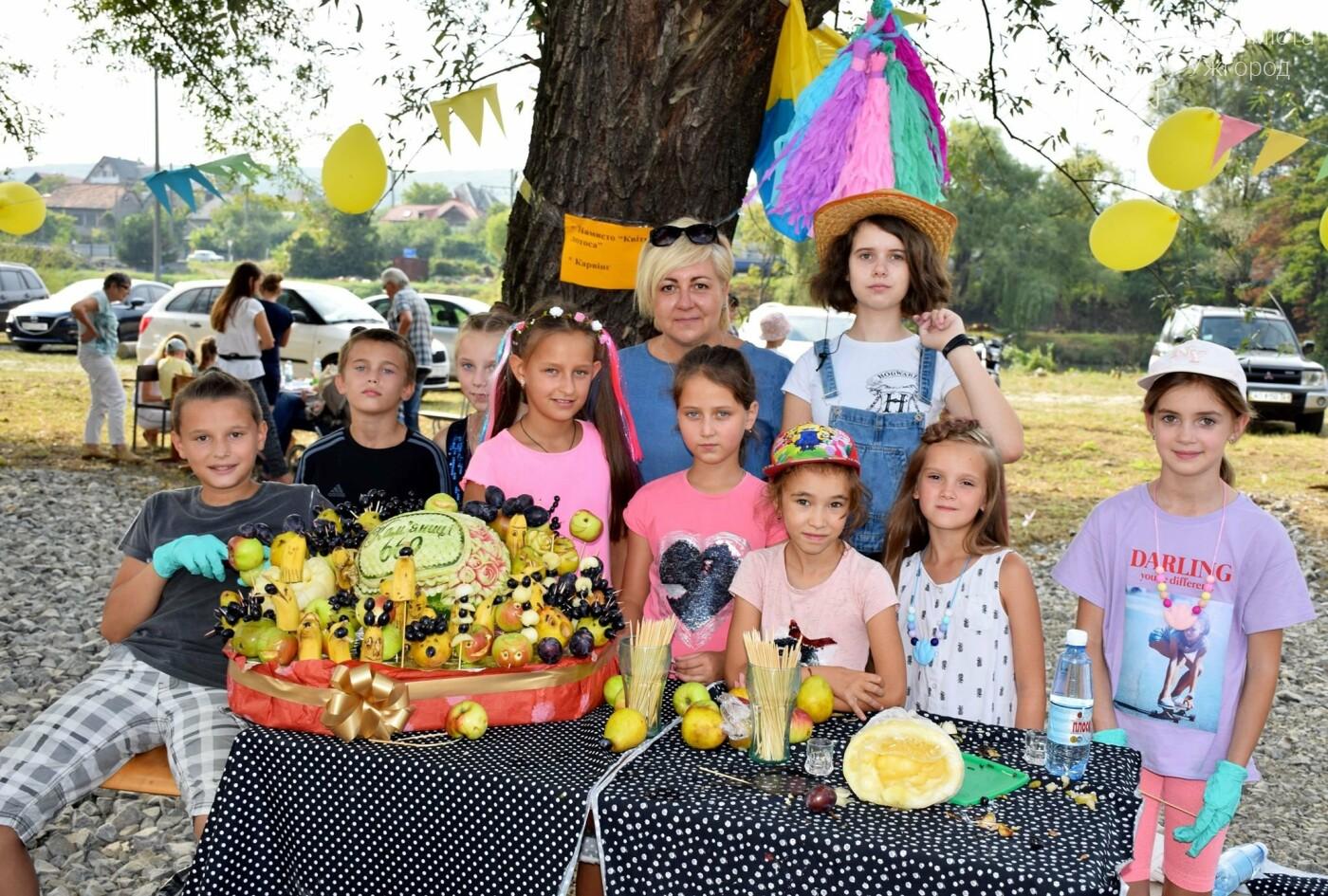 «Kam Tour» на Ужгородщині: рекорди по кількості дітей і майстер-класів на квадратний метр (ФОТОРЕПОРТАЖ), фото-2