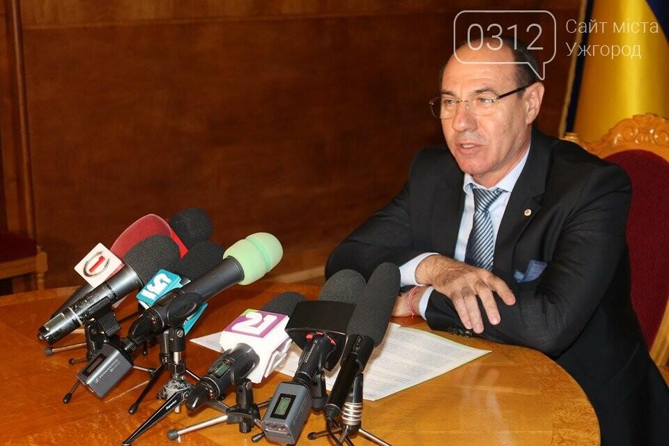 Голова Закарпатської ОДА Бондаренко: Боржава – це політична площина , фото-1
