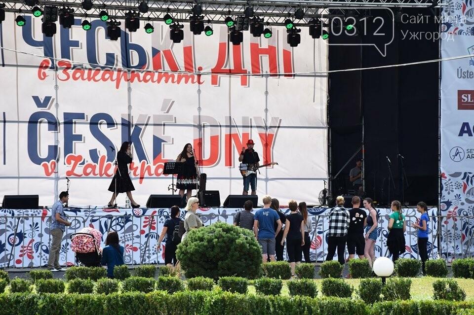 Чехія в Ужгороді: три дні чеського колориту на Народній (ФОТОРЕПОРТАЖ), фото-12